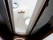 Descente et salle d'eau
