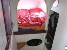 Cabine arrière tribord