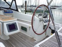 Combiné Raymarine / Poste de barre tribord