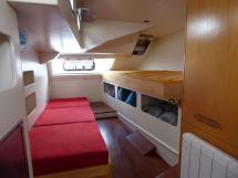 AYC - Azzuro 53 / Cabine arrière babord