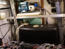 AYC - Chatam 60 / Salle des machines