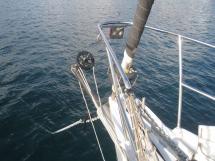 AYC - Lévrier des mers 16m / Pointe avant