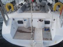 AYC - Lévrier des mers 16m / Jupe arrière
