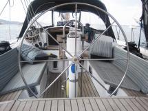 AYC - Lévrier des mers 16m / Cockpit