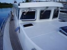 AYC - Trawler fifty 38 / Timonerie
