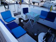 AYC - Trawler fifty 38 / Cockpit