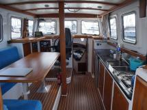 AYC - Trawler fifty 38 / Carré panoramique
