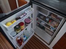 AYC - Trawler fifty 38 / Réfrigérateur
