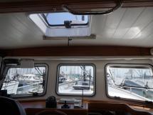 AYC - Trawler fifty 38 / Panneaux carré