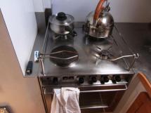 AYC - Jeroboam / Cuisinière