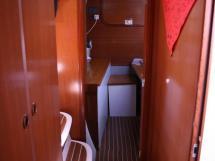 AYC - Nautitech 44 / Coursive coque tribord
