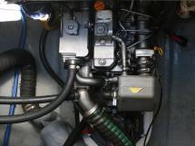 AYC - Nautitech 44 / Moteur tribord