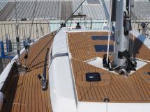 AYC Yachtbroker - GRAND SOLEIL 54 - pont et roof