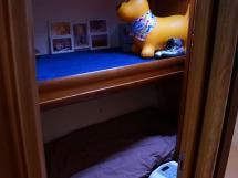AYC Yachtbroker - Cabine à couchettes superposées