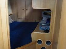 Vaton 54 - Cabine arrière tribord
