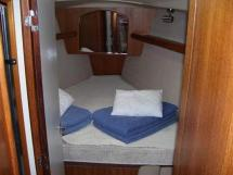 Hunter 426 DS - Cabine avant