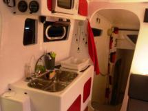 TS 50 - Cuisine partie bâbord
