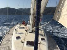 Sunreef 60S - Sous voiles