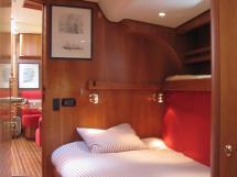 Nordia 65 - Cabine avant bâbord