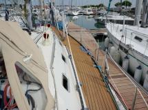 Alliage 44 - Passavant tribord