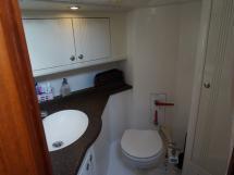Toilettes et salle d'eau