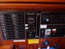 Bavaria 38 - Panneau électrique