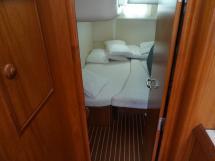 Sun Odyssey 54 DS - Cabine arrière tribord