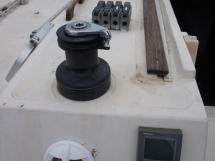 Shark 50 - Winch de rouf bâbord