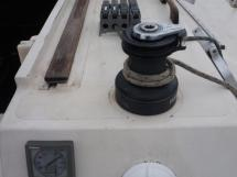 Shark 50 - Winch de rouf tribord