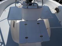 Hunter 466 - Table de cockpit