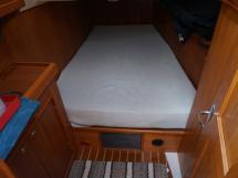 Hunter 466 - Cabine arrière bâbord