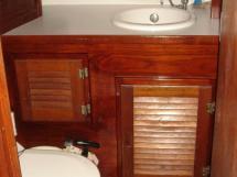 Cachito 39 - Meuble de la salle d'eau