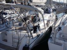 Oceanis 50 - Au ponton