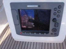 Oceanis 50 - Ecran multifonction de cockpit