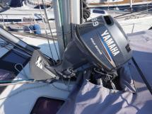Oceanis 50 - Moteur d'annexe Yamaha