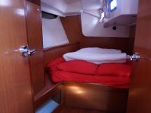 Oceanis 50 - Cabine arrière tribord