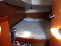 Oceanis 50 - Cabine arrière bâbord