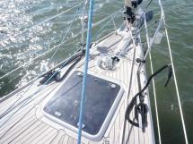 Sun Odyssey 49 i - Pont avant