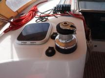 Sun Odyssey 49 i - Winch de rouf bâbord (électrique)