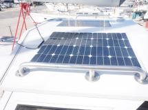 Chatam 40 Extrem - Panneaux solaires