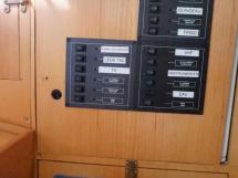 Chatam 40 Extrem - Panneau électrique