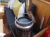 Chatam 40 Extrem - Poële à gasoil