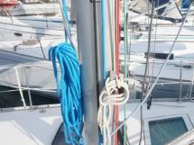 Oceanis 343 Clipper - Pied de mât