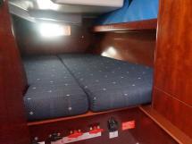 Oceanis 343 Clipper - Cabine arrière bâbord