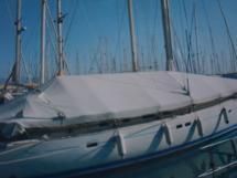 Oceanis 473 - Taud d'hivernage