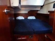 Oceanis 473 - Cabine arrière bâbord