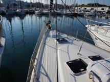 Oceanis 473 - Pont avant