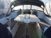 Oceanis 473 - Cockpit