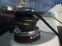 Winch de cockpit