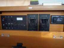 Jeanneau 53 - Panneau électrique